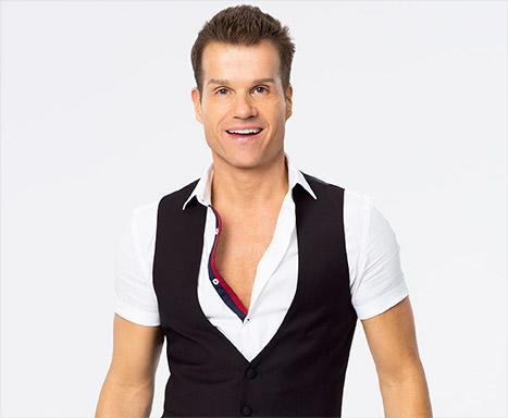 Louis van Amstel: 25 Things You Don't Know About Me (I Coached DWTS Pros Maks and Val Chmerkovskiy!)