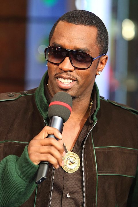 P Diddy TRL