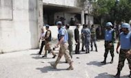 UN Votes To Extend Syria Observer Mission