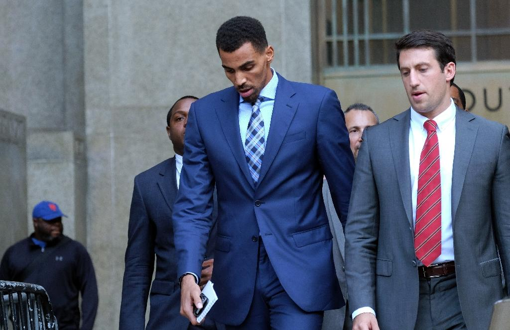 NBA player Sefolosha acquitted in incident with NY police
