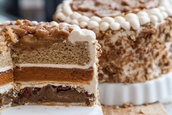 'Piecaken' is the Official Dessert of Thanksgiving
