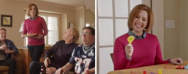 'SNL' skewers sexist Super Bowl commercials