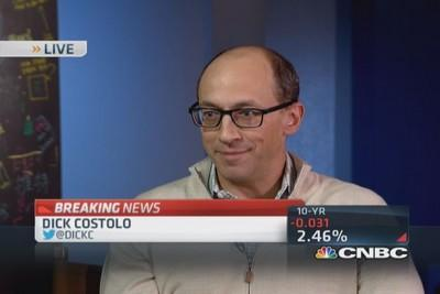 Twitter's Costolo: Clear product road map