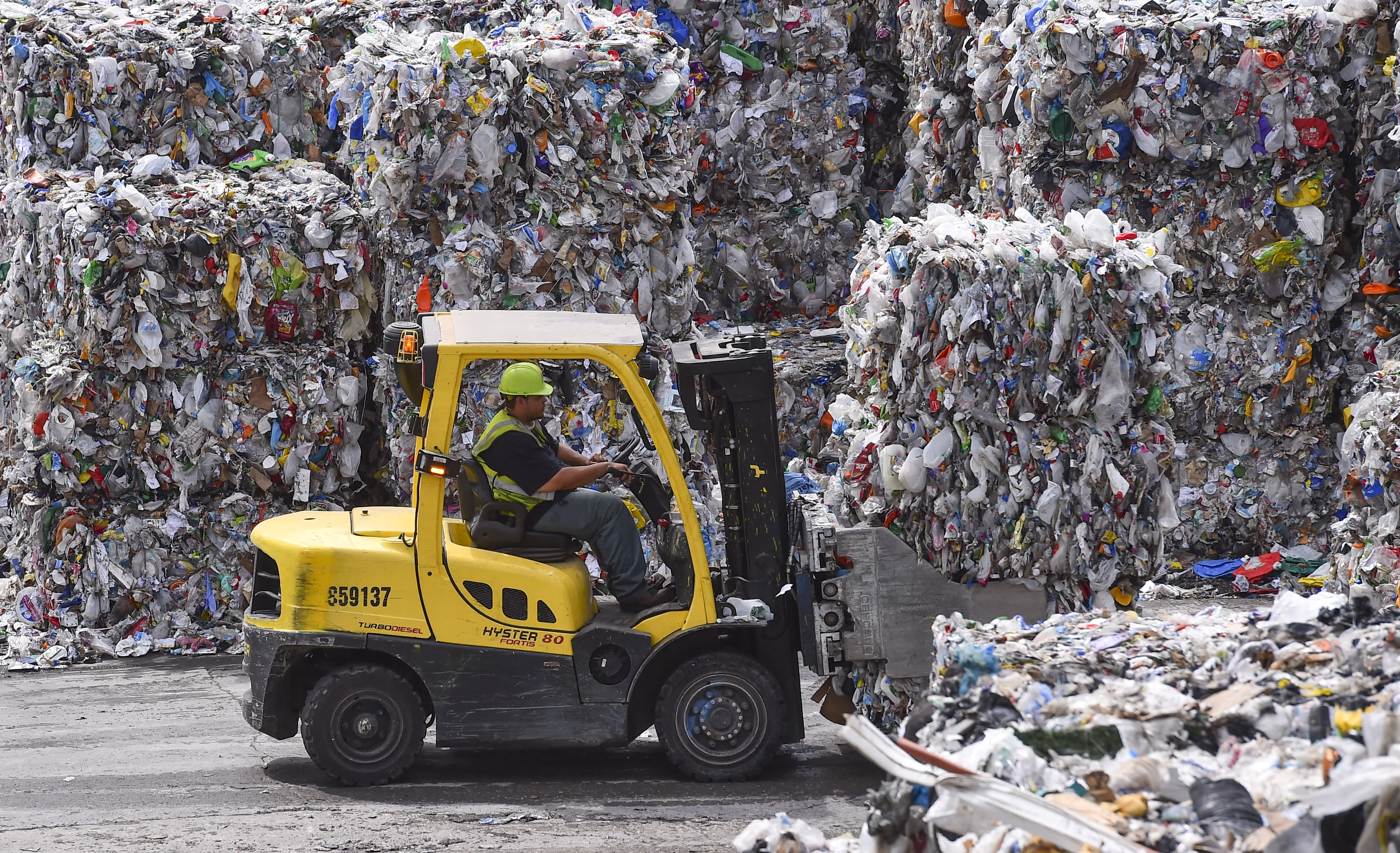 Why packaging waste is big business for this company