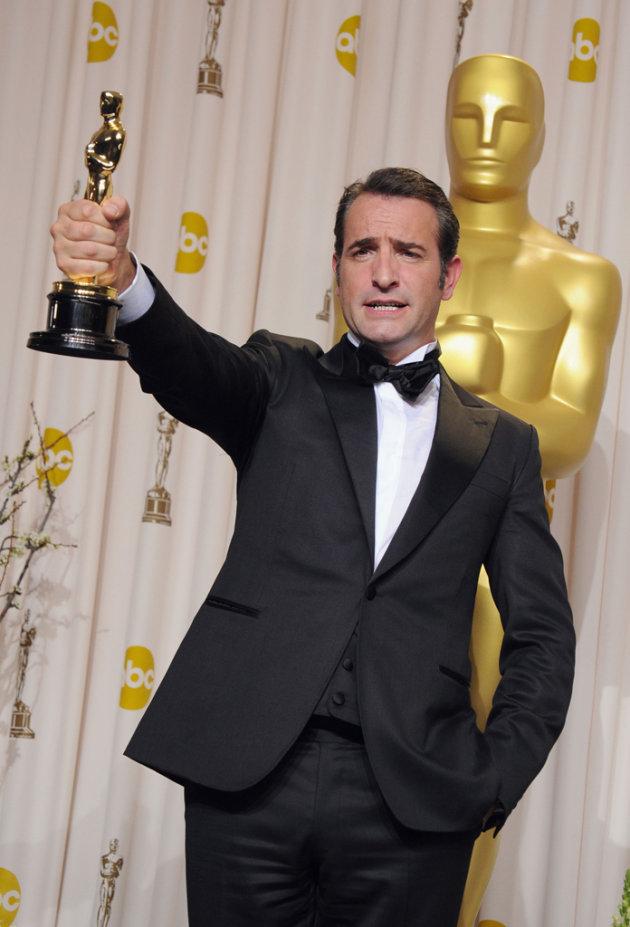 احتفال الفائزين بجوائز الاوسكار 2012