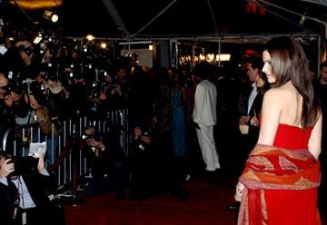 Sandra Bullock at the Hollywood premiere of Warner Bros. Pictures' Miss Congeniality 2: Armed and Fabulous