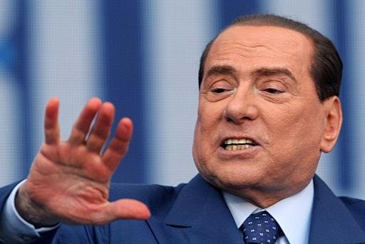 Silvio Berlusconi has vehemently insisted he is innocent of tax fraud and blames his long history of legal woes on left-wing magistrates