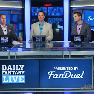 Daily Fantasy Live 7/1: 3 Things to know