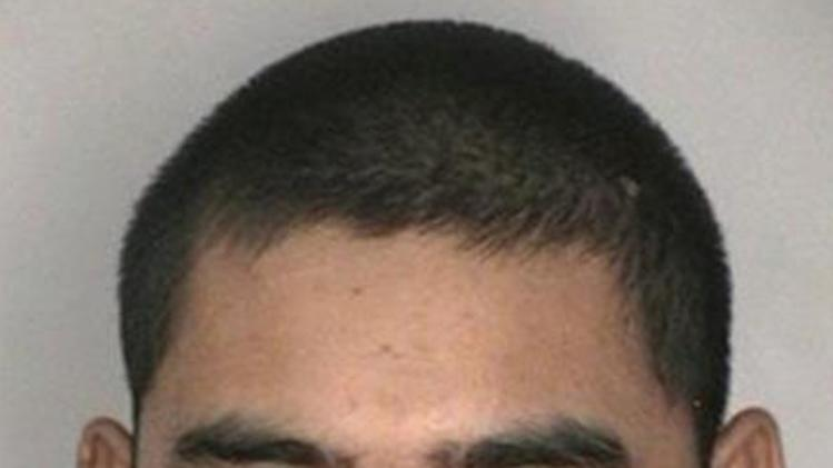 Jose Manuel Garcia Guevara is seen in an 2006 picture from the FBI's Ten Most Wanted list