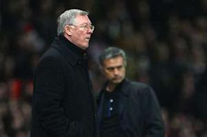 Mourinho relishing clash with 'fantastic' Sir Alex Ferguson in Champions League