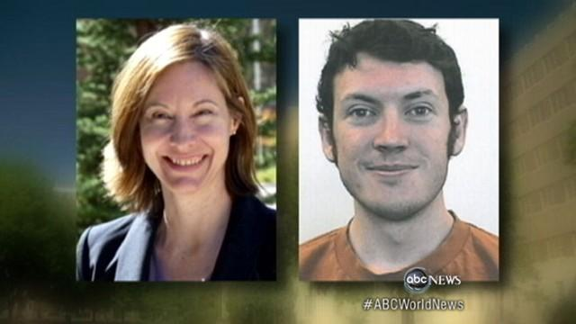Report: James Holmes' Psychiatrist Was Concerned