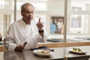 All Wolfgang Puck wants from the 'Top Chef' challengers is a perfect egg