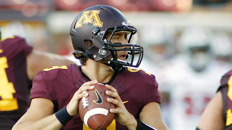 Minnesota races past UNLV 51-23 in season opener
