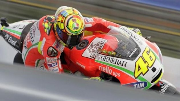 2012 Brno Rossi - Reuters