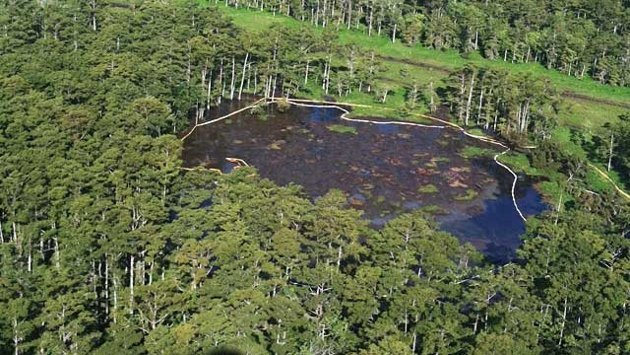 Mysterious Louisiana Sinkhole Raises Concerns of Explosions and Radiation (ABC News)