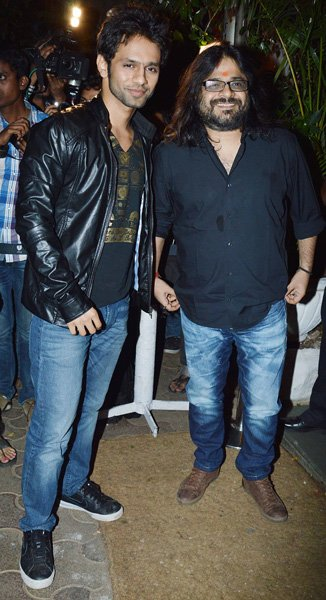 Celebs at Bhansali&amp;#39;s birthday bash