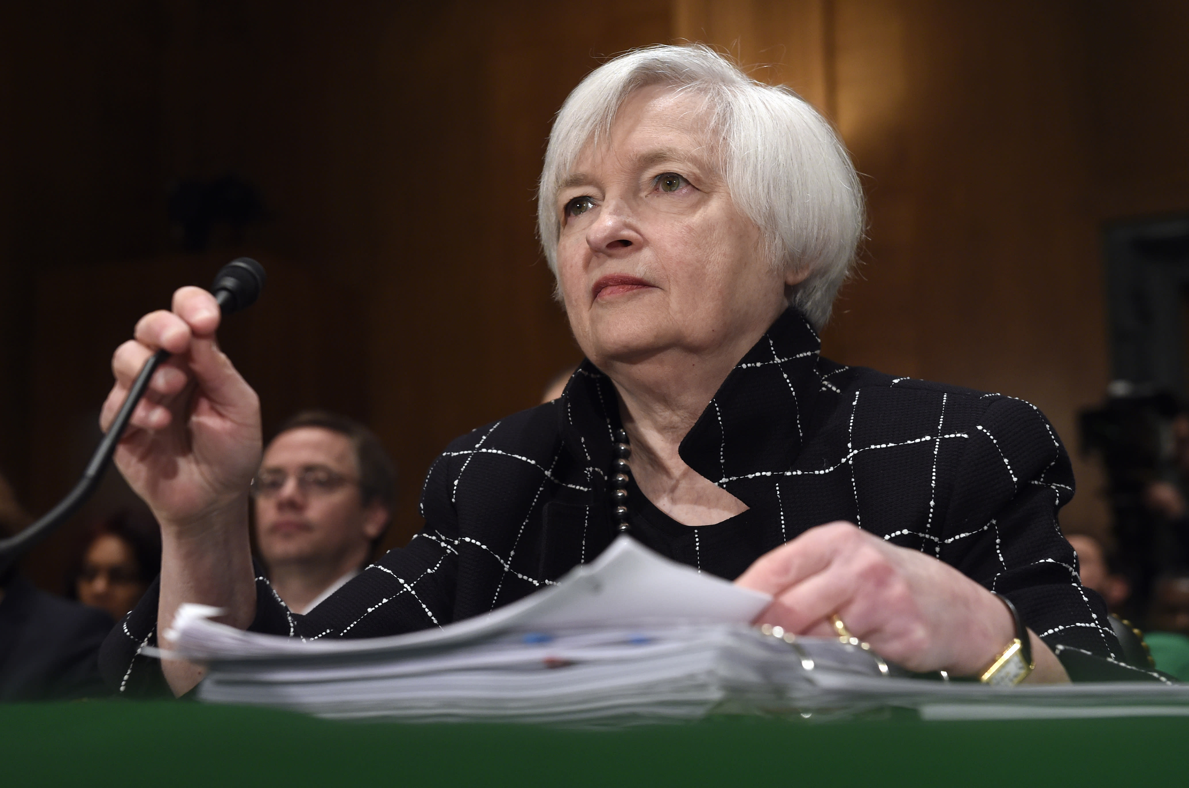 No Fed rate hike expected Wednesday, but what about in June?