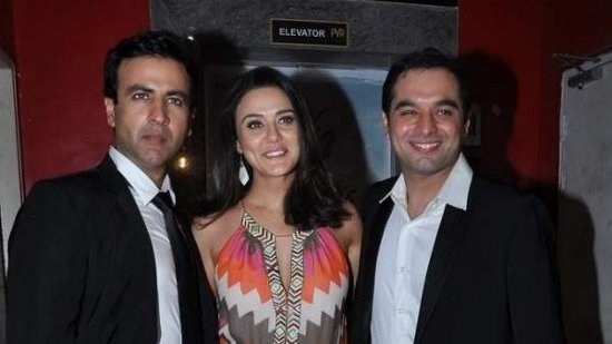 Grand Premiere Of 'Ishkq In Paris'