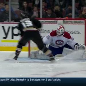 Nick Bonino dazzles in the shootout