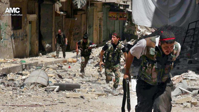 Syria opposition: Some in US Congress delay arms