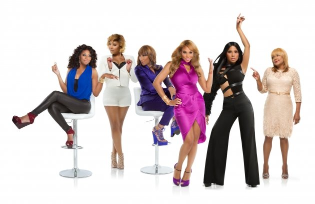 The cast of 'Braxton Family …