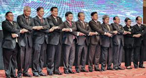 Asean foreign ministers are set to discuss the South …