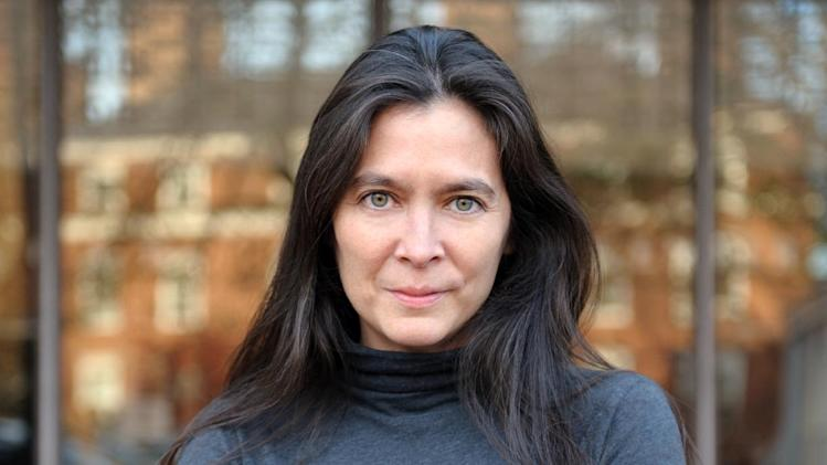"""This undated publicity image released by Boneau/Bryan-Brown shows Diane Paulus, director of the musical """"Pippin,"""" nominated for ten Tony Awards. (AP Photo/Boneau/Bryan-Brown, Susan Lapides)"""