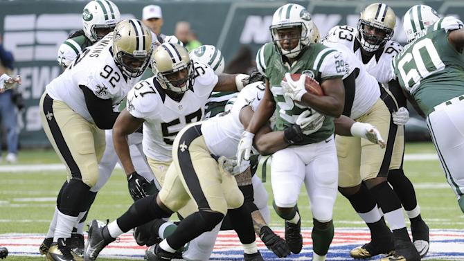 Saints confident in the face of midseason slide