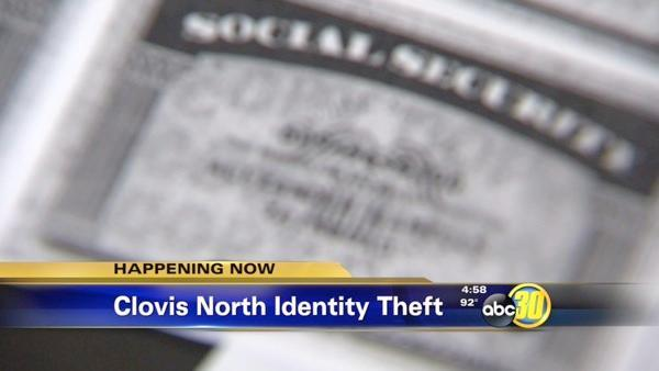 ID theft victims: Clovis North baseball team