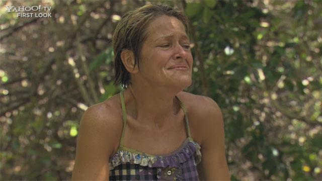'Survivor' Exclusive: Dawn Has a Meltdown