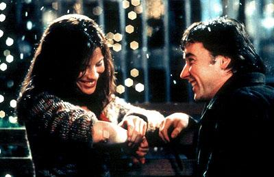 Kate Beckinsale and John Cusack in Miramax's Serendipity