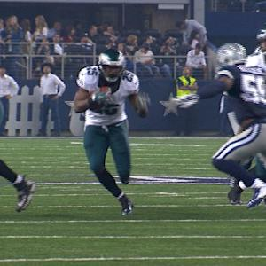 Week 13: Philadelphia Eagles running back LeSean McCoy highlights