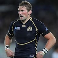 John Barclay recovered from a stomach bug to play for an hour of the Fiji game
