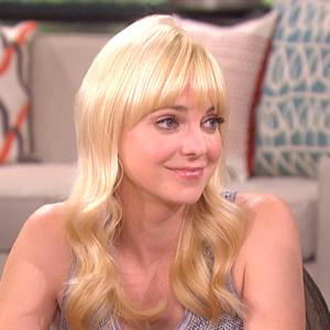 The Talk - Anna Faris on Motherhood and 'Mom' Premiere