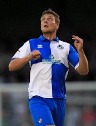 Lee Brown made 35 appearances for Bristol Rovers last season