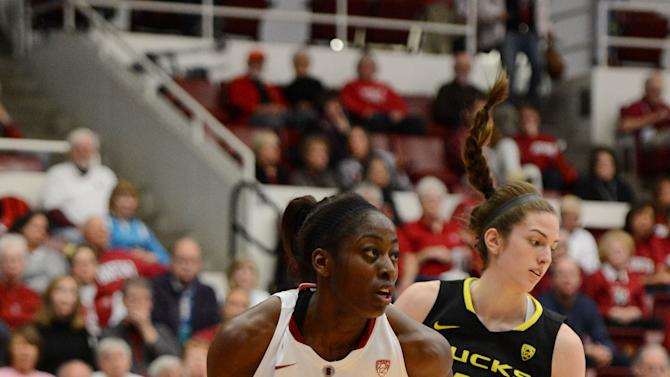 NCAA Womens Basketball: Oregon at Stanford