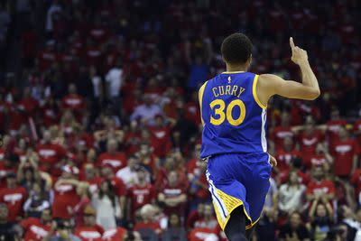 You will come to hate Stephen Curry