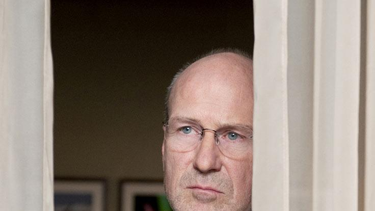 "William Hurt as Henry Paulson in ""Too Big to Fail."""