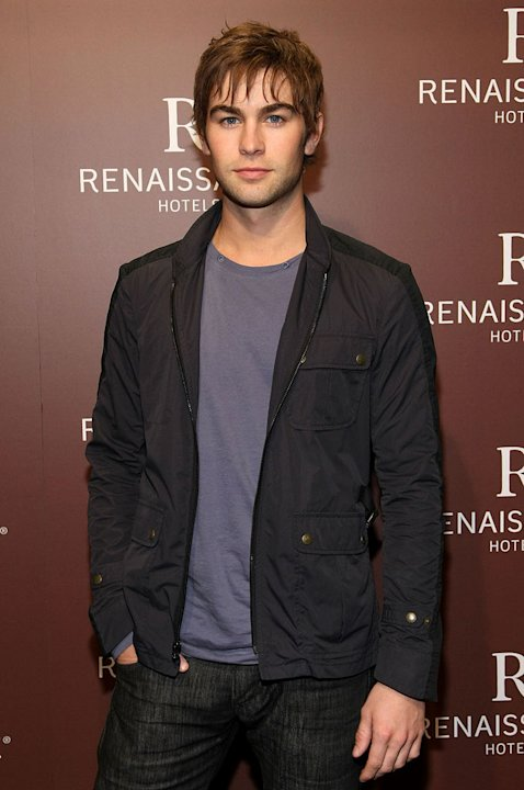 Chace Crawford attends the exclusive opening of the Renaissance New York Hotel 57 on September 17, 2009 in New York City. 