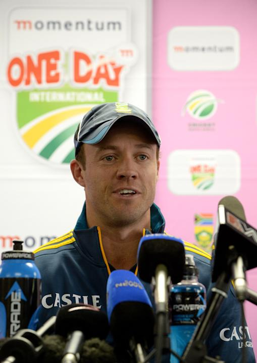 Indian Tour to SA: Proteas training session and press conference