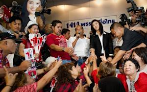 Thailand Elects First Female Prime Minister