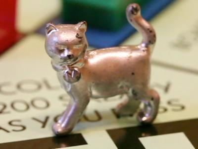 Monopoly Fans Add Cat, Toss Iron Tokens