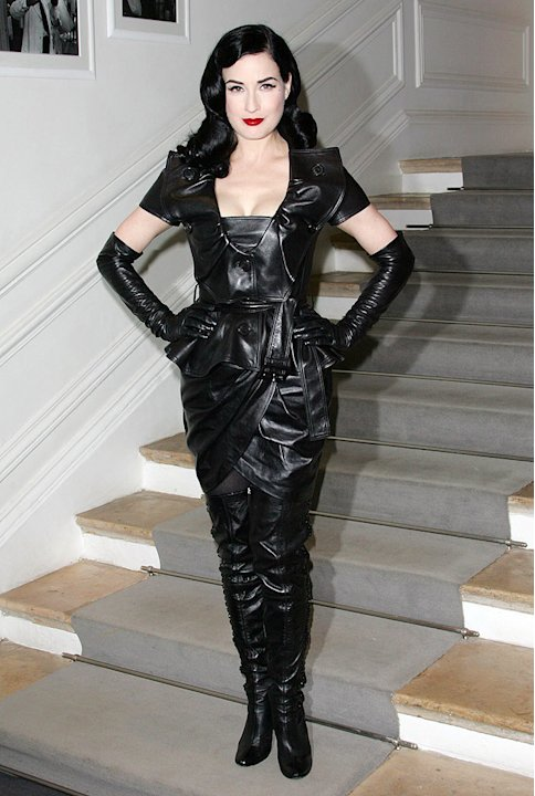 Teese Dita Von Paris Fshn Wk