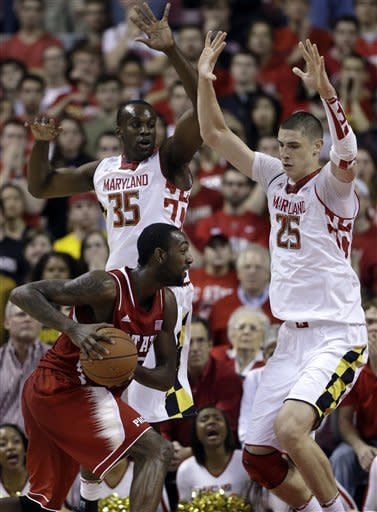 Maryland stuns No. 14 North Carolina State 51-50