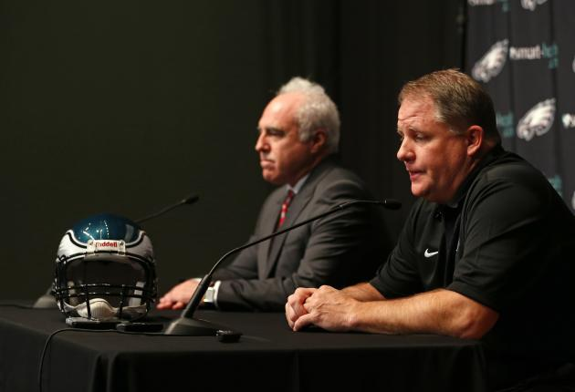 Philadelphia Eagles Introduce Chip Kelly