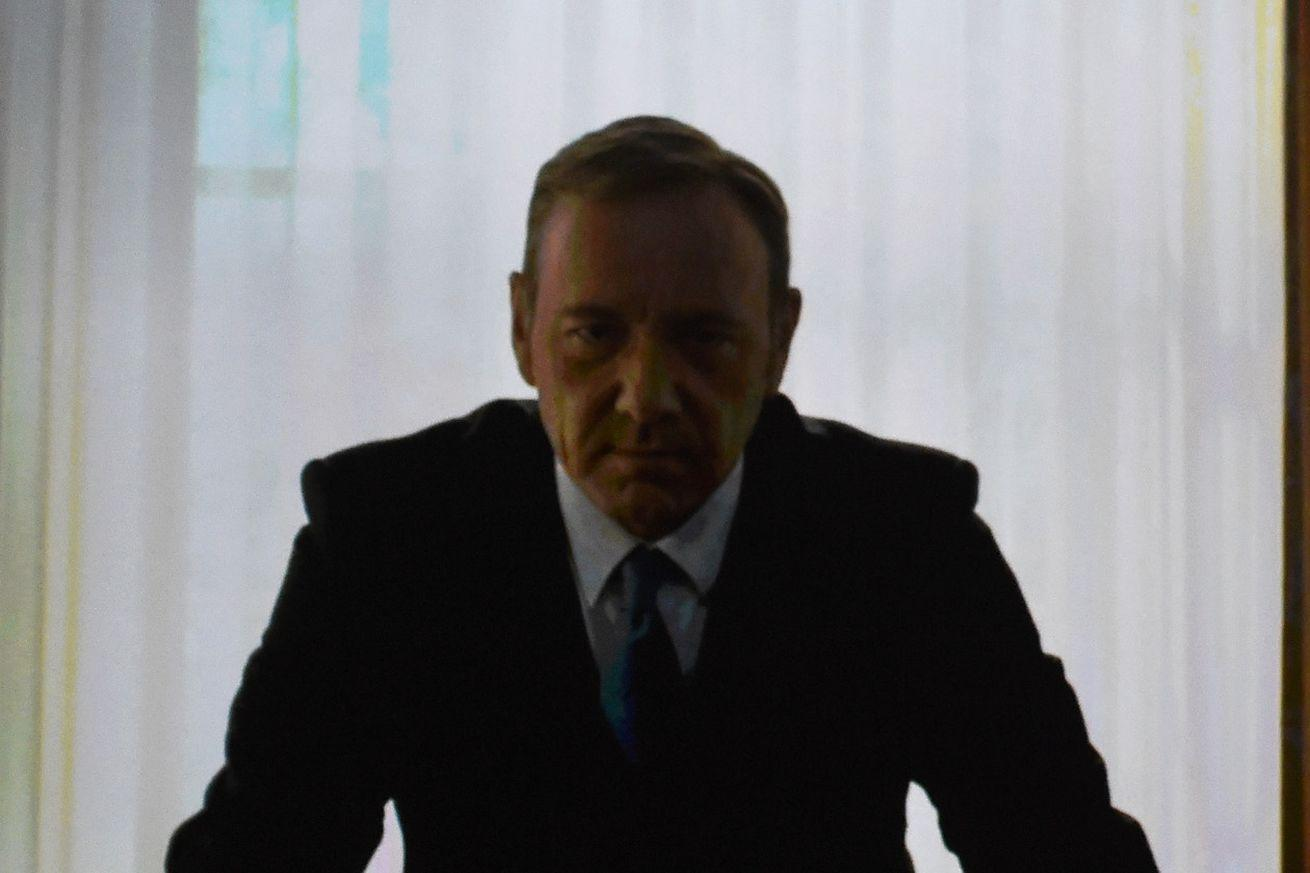 Netflix's House of Cards season 4 trailer promises lots of blood, sex, and Congress
