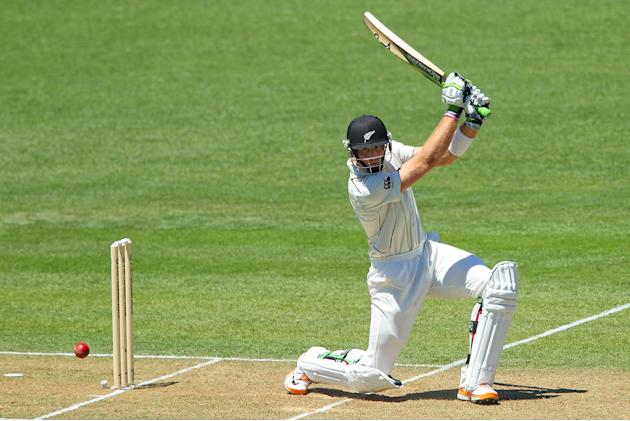 New Zealand v Zimbabwe - Day 1