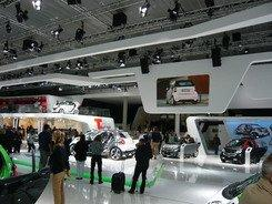 Surpassing the Horizon, Leyard P1.9 Ultra HD LED Screens Appear at the Frankfurt Auto Show