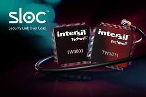 Intersil Expands Video Surveillance Leadership Coalition