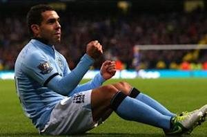 Tevez banned from driving after speeding incident